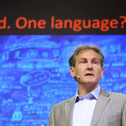 How language transformed humanity