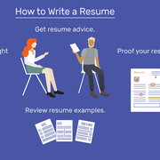 Tips for Writing a Resume for a Job Application