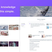 Additor - the living knowledge hub for modern collaborators